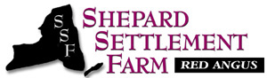 Shepard Settlement Farm - Red Angus Cattle in Marcellus, NY
